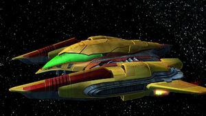 Samus Gunship HD