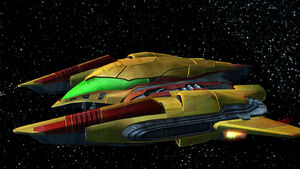 Samus Gunship HD