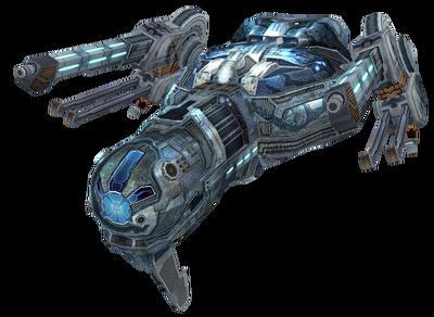 Aries-class model