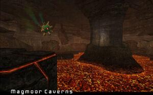 Lava Lake Magmoor caverns dolphin hd