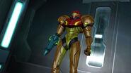 Samus steels Elevator Bioweapon Research Centre HD