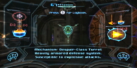 Despair-Class Turret