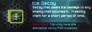 Ice Decoy