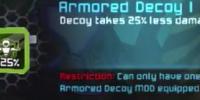 Armored Decoy