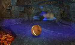 Lava lake sandstone explosion morph ball bomb.jpg