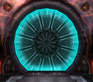 Urtraghus door