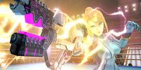 List of Samus' and Zero Suit Samus' moves in the Super Smash Bros. series