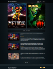 MercurySteam website