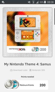 My Nintendo Theme 4 - Samus