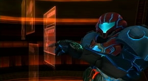 File:Samus using Map Station Lift Hub.jpg