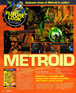 Metroid Prime - very early magazine scans