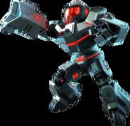Red Mech combat