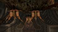 Hanging bryyo shriekbats