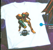 Metroid Prime 2 Echoes T-Shirt