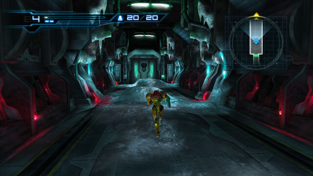 File:Samus enters Cryosphere corridor HD.jpg