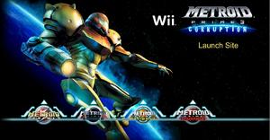 Metroid website
