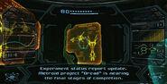 "Metroid project ""Dread"""
