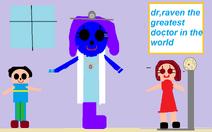 Doctor raven