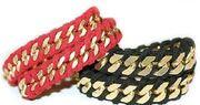 Metal & rope bracelets
