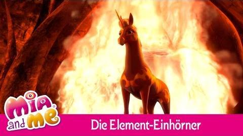 elementeinhörner | mia and me wiki | fandom poweredwikia