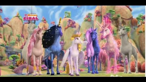 Video mia et moi saison 2 episode 26 tous r unis hd mia and me wiki fandom powered by wikia - Mia et moi saison 2 ...