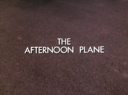 Theafternoonplanetitle