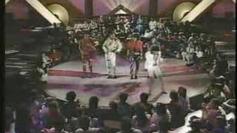 Debarge - Rhythm Of The Night -- (Solid Gold)