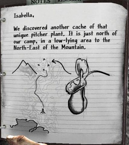 File:Map to a cache of pitcher plants.jpg