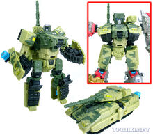 PCC-toy Heavytread