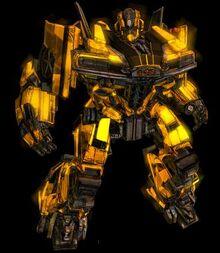 Omni Warrior Gold