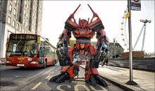 RotF Bendy Bus Prime