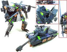 Banzaitron 2010 toy