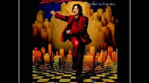 Michael Jackson Blood On The Dance Floor - Earth Song
