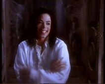 Michael Jackson Smiling Ghosts Video