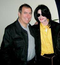 Michael jackson kenny ortega