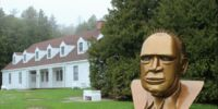 President Ford Bust