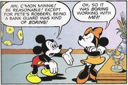 Minnie mouse comic 39