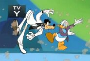 House Of Mouse - Gone Goofy Fight