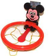 Mickey mouse basketball hoop