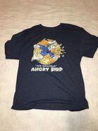 Donald angry bird shirt