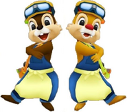Chip and Dale - DMW2