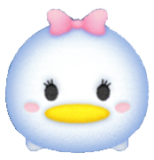 Daisy Duck Tsum Tsum Game