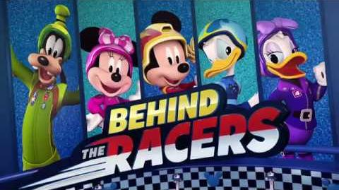 Mickey And The Roadster Racers - ESPN Behind The Racers