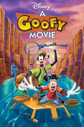 Goofy movie poster