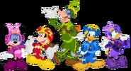 Mickey gangroadsters