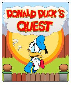 Donald duck quest