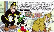 Mickey Mouse chief o'hara