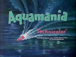 Aquamania title