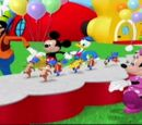 Mickey's Little Parade