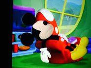 Mickey Sleeps For Centuries